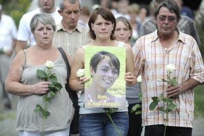 Le meurtrier Christophe Piedoux d'Anne Caudal s'est suicidé