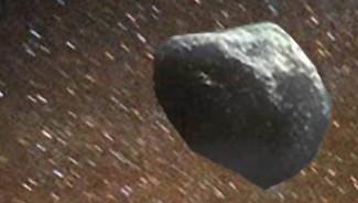 News : Astéroïde qui a frôlé la Terre