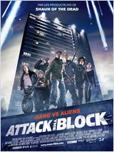 Attack The Block réalisé par Joe Cornish
