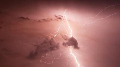 les orages traversent la France