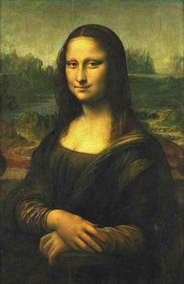 Les secrets de la Joconde (Mona Lisa) de Leonard de Vinci