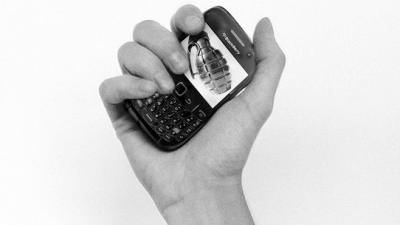 Les émeutiers anglais préfèrent BlackBerry
