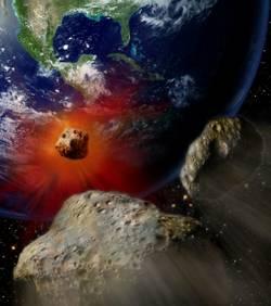 L'explosion d'une météorite réveille toute une île