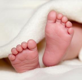 Un bébé se réveille à la morgue