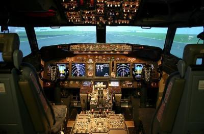 Pilotez un Boeing 747 et un 737 c'est posssible