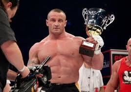 L'homme le plus fort du monde ( Mariusz Pudzianowski )