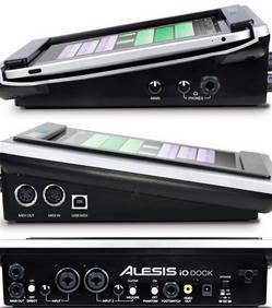 Alesis crée un studio d'enregistrement portable sur iPad