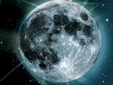 Phénomène étrange et Pleine Lune