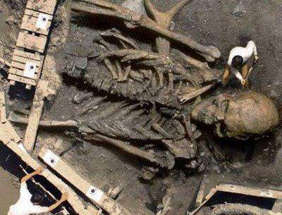 Que pensez vous de la Découverte de deux squelettes de géant en Arabie Saoudite et en Irak