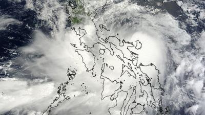 News Les Philippines balayées par la tempête Nock-ten