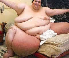 Insolite : L'homme le plus gros du monde ( Manuel Uribe )
