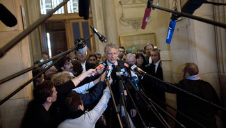 Affaire Clearsteam Dominique de Villepin relaxé