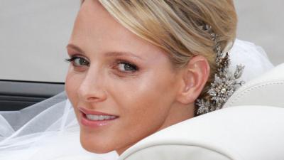 La princesse Charlene de Monaco
