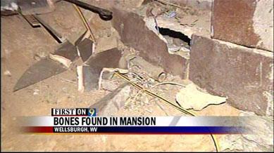 Des chasseurs de fantômes découvrent un squelette