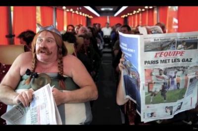 Gérard Depardieu revient sur le scandale du pipi dans l'avion