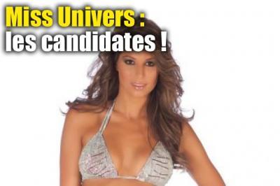 Découvrez les candidates de Miss Univers