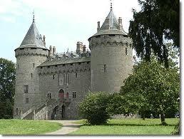 Paranormal Les fantômes du château de Combourg