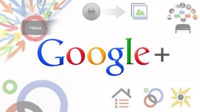 Google+ 25 millions inscrites