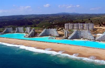 La plus grande piscine du monde