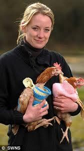 Jo Eglen une vraie mère poule