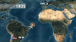 Les circonstances exactes de l'accident du vol AF447 Rio-Paris