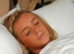 Louisa Ball La belle au bois dormant ( Kleine-Levin )