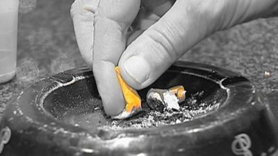 Fumer sur la plage bientot interdit
