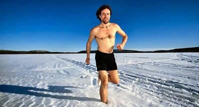 Mr Dutchman (Iceman) L'homme qui ne craint pas le froid
