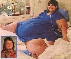 Insolite ; Carol Yager la femme la plus grosse du monde
