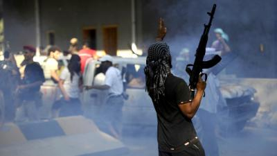 Les rebelles sont entrés à Tripoli