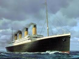Que pensez vous du naufrage du paquebot le Titanic