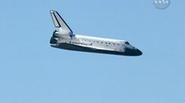 La Nasa prolonge d'un jour la mission de la navette spatiale Atlantis