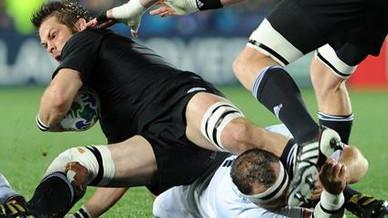 Finale - Finale coupe du monde de rugby 2011 video ...