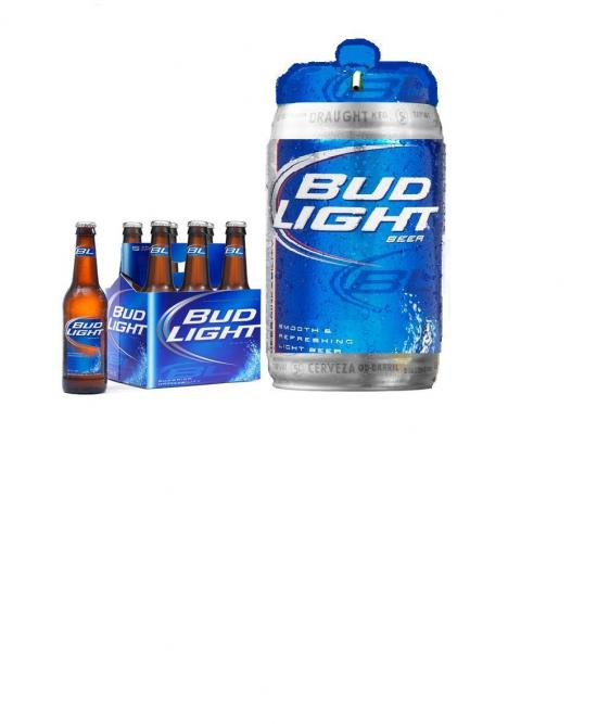 Bud Light Mini Keg Photo Gallery
