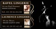 Ravel lingerie