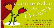 la comedie des fleurs