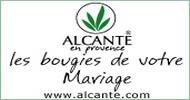 Bougie Alcante