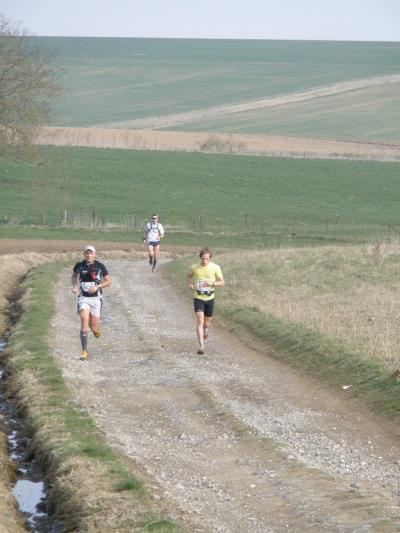 Trail de Gougnies