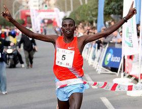 L'Ethiopien Benjamin Kiptoo vainqueur du Marathon de Paris