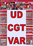 Site de L'Union Départementale CGT TOULON