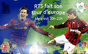 RTS fait son tour d'Europe