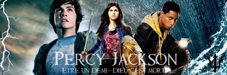 Percy Jackson ~ La saga