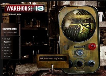 warehouse 13 stream