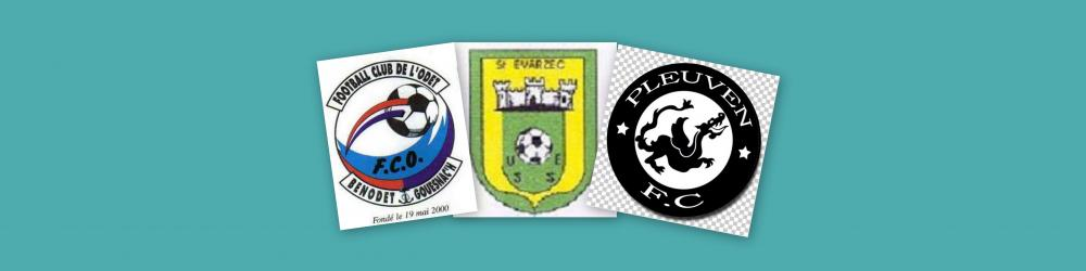 Groupement FC ODET / FC PLEUVEN / US-ST EVARZEC