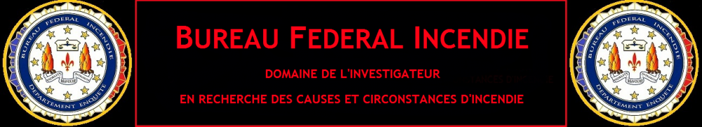 Bureau Fédéral Incendie
