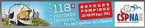 118 ième Congrès des Pompiers de France