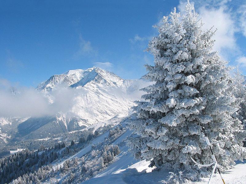 Le tourisme au pays du mont blanc - Office de tourisme de saint gervais les bains ...
