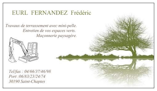Entreprise FERNANDEZ Terrassement Et Entretien Despaces Verts