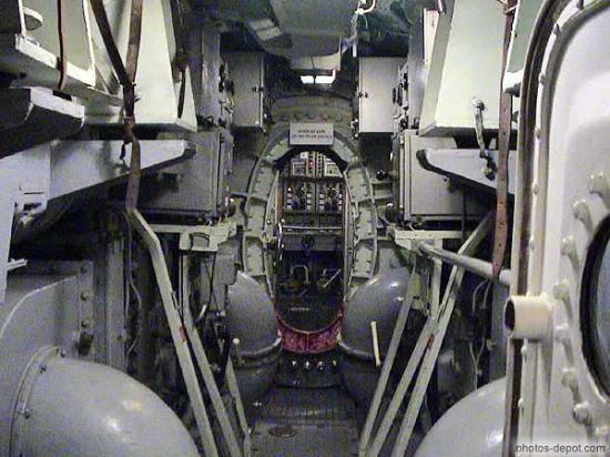 Tpe sous marins for Interieur sous marin