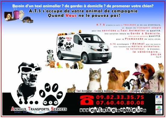 animaux transports services toulouse. Black Bedroom Furniture Sets. Home Design Ideas